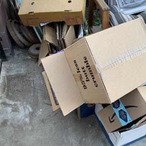 Free Cardboard for Sale in La Puente, CA