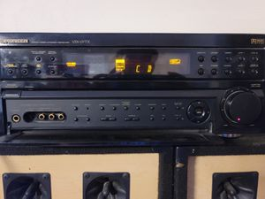 Pioneer Audio/Video Receiver with Remote for Sale in DeSoto, TX