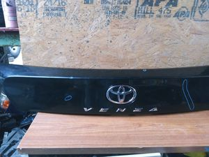 2009-2015 TOYOTA VENZA Rear Trunk Molding With Camera Included OEM Used for Sale in Wilmington, CA