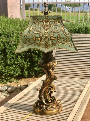 Fabulous/Fanciful Antique Table Lamp for Sale in Phoenix, AZ