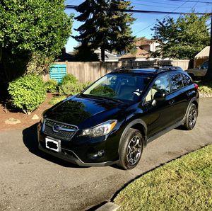 2014 Subaru Crosstrek XV Premium 2.0i for Sale in Edmonds, WA