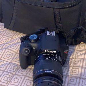 Canon Rebel Eos T5 Photography Set for Sale in Trenton, NJ