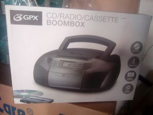 cd boombox for Sale in Fresno, CA