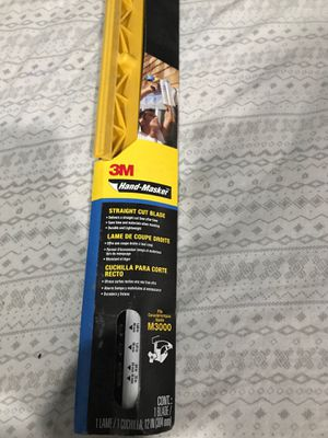 3M Straight Cut Blade professional painter tools for Sale in Venice, FL