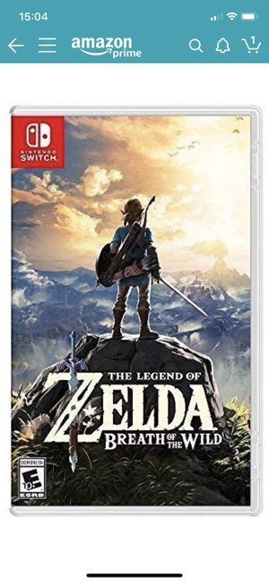 Zelda for Switch for Sale in Corona, CA
