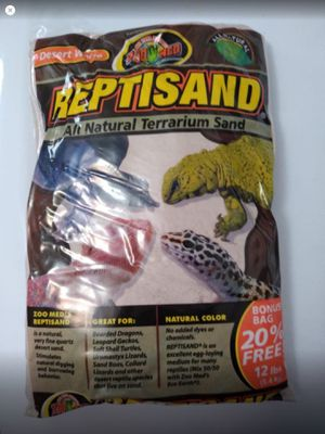 Reptile sand for Sale in Lancaster, OH