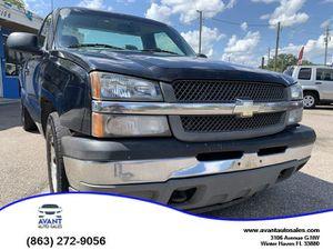 2005 Chevrolet Silverado 1500 Regular Cab for Sale in Winter Haven, FL