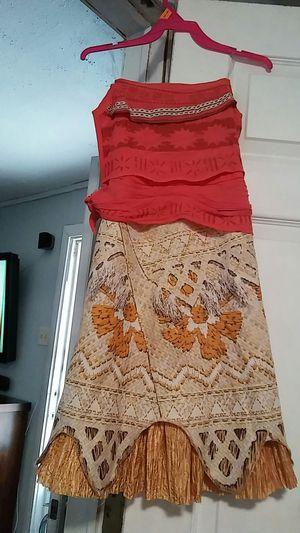 Disney Moana dress for Sale in Haltom City, TX
