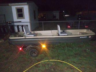 12 foot boat for Sale in Grape Creek,  TX