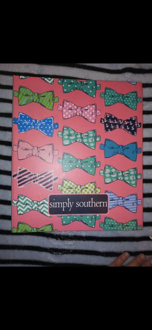 Simply southern notebook for Sale in Batesburg-Leesville, SC