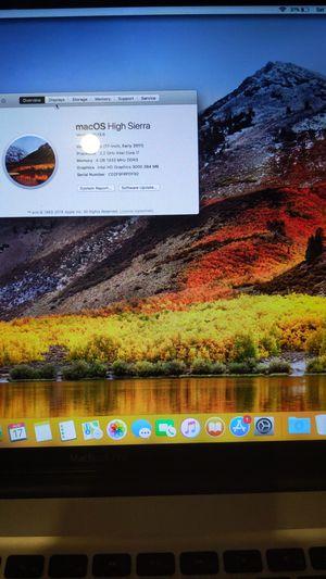 Macbook pro 17inch i7 for Sale in Providence, RI