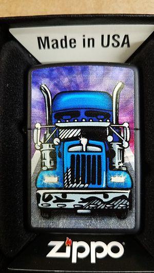 Zippo truck head on black matte 28312 for Sale in Los Angeles, CA