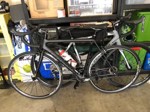 Cannondale road bike 54cm for Sale in Redwood City, CA