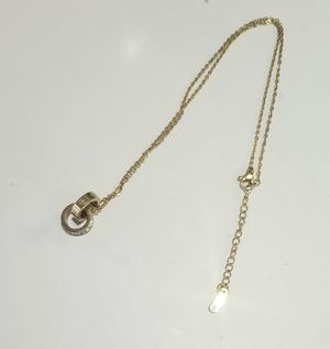 Cartier love gold pendant necklace for Sale in Austin, TX