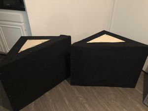 Bass traps. Custom build. Top quality. for Sale in Los Angeles, CA