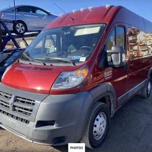 2016 Ram 2500 ProMaster Vans High Roof FWD /LOS CONTRACTOR, HANDYMEN - $13,995 {contact info removed} leo) for Sale in Hialeah, FL