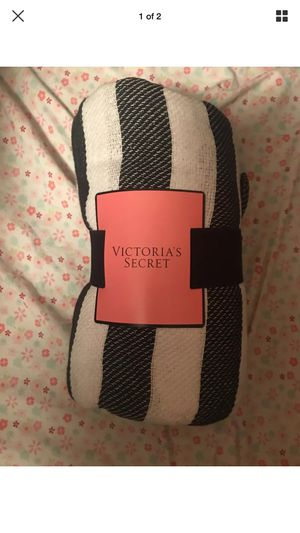 Victoria secret blanket for Sale in Hermitage, AR