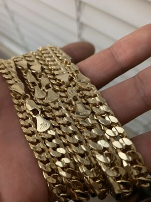 Brand New 14k Necklaces for Sale in Bell Gardens, CA