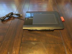 Wacom Bamboo Drawing Tablet for Sale in Fremont, CA