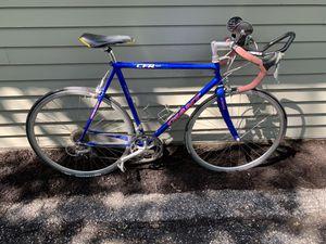 A Giant graphite road bike. Like new ! for Sale in Grand Rapids, MI