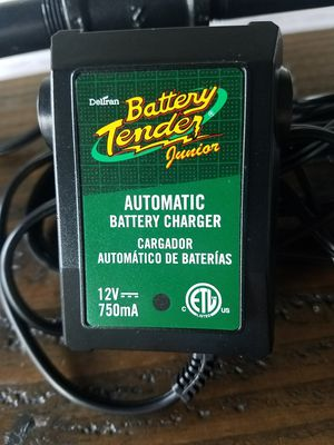 Battery tender jr. for Sale in San Diego, CA
