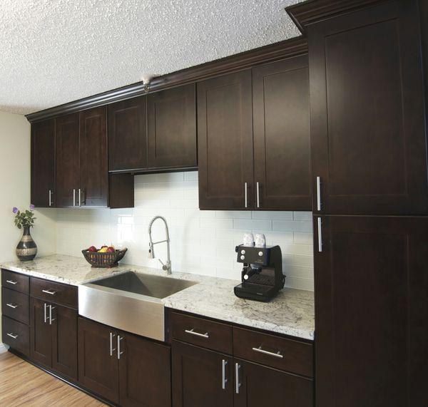 Espresso Shaker Kitchen