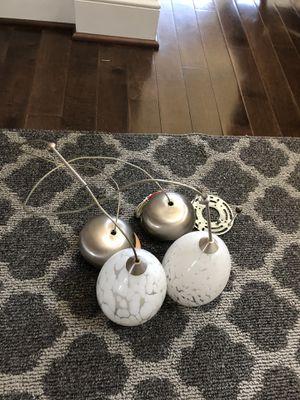 Teardrops chandelier light fixture for Sale in Gainesville, VA