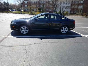 Sale or Trade in/Audi 2008 /A6 AWD quattro/3.2L /S line/V6/Sunroof/Sport gear/very clean interior and exterior/brown leather /black colour. for Sale in Alexandria, VA