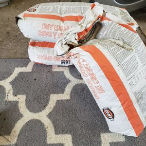 Expanding Grout, 2 2/3 bags, 55 lbs for Sale in Sedro-Woolley, WA