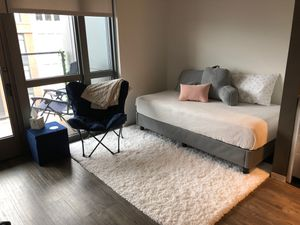 Upholstered Twin Bed! for Sale in Alfred, ME
