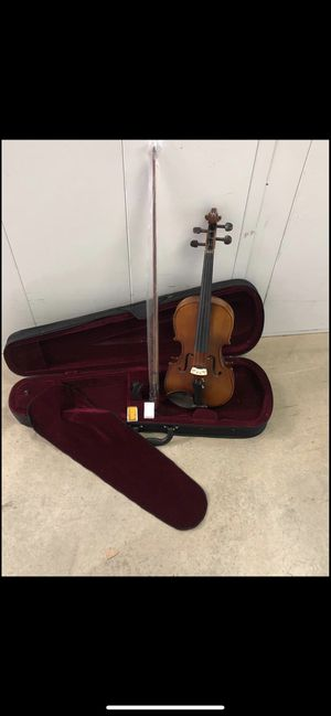 Electric acoustic violin 🎻 4/4 full size for Sale in Mount Hamilton, CA