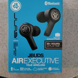 Never Used or Opened JLABS JBUDS AIR EXECUTIVE TRUE WIRELESS EARBUDS for Sale in Nashua, NH