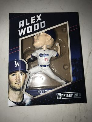 Alex Wood Dodgers Bobble Head for Sale in West Carson, CA