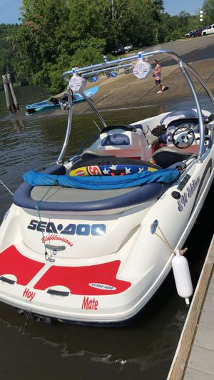 2001 seadoo challenger 2000 ////asking 13,000. OBO for Sale in Windsor, CT
