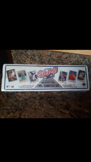 baseball 1991 Edition collection card for Sale in West Carson, CA