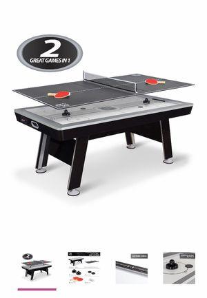 NHL Air Hockey Table Tennis 80 inch table for Sale in Newark, NJ