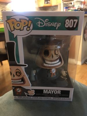 Funko mayor 807 nightmare before Christmas for Sale in Auburn, WA