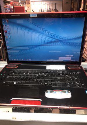 Toshiba Qosmio laptop windows 7 for Sale in San Diego, CA