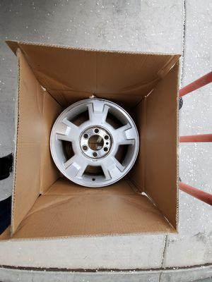 "Ford F-150 17"" stock rims for Sale in Chandler, AZ"