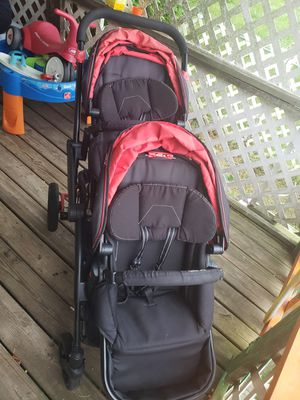 Double stroller contours elite for Sale in Manassas Park, VA