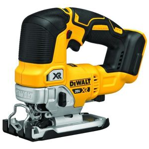 20-Volt MAX XR Lithium-Ion Cordless Brushless Jigsaw (Tool-Only) by  DEWALT for Sale in Dallas, TX