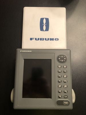 Furuno Color GPS Plotter Sounder for Sale in Yorkville, IL