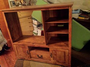 Tv entertainment stand. for Sale in Mount Lebanon, PA