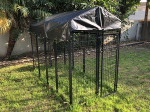 Outdoor Kennel for Large Dog for Sale in Long Beach, CA