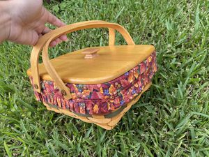 longaberger basket for Sale in Fort Lauderdale, FL