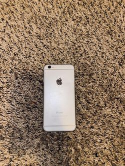 iPhone 6 Silver for Sale in Swansea,  IL