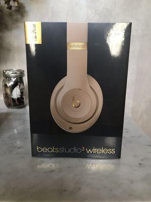 beats studio3 wireless for Sale in Normal, IL