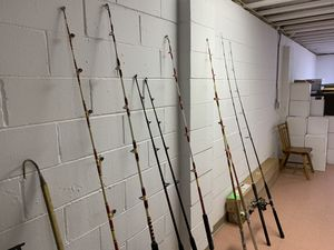 Fishing rods for Sale in Livingston, NJ