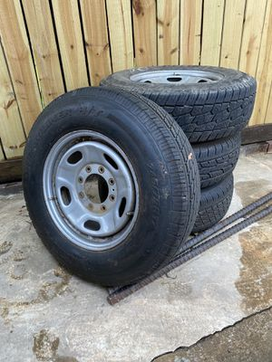Tires $250 all 4 for Sale in Missouri City, TX