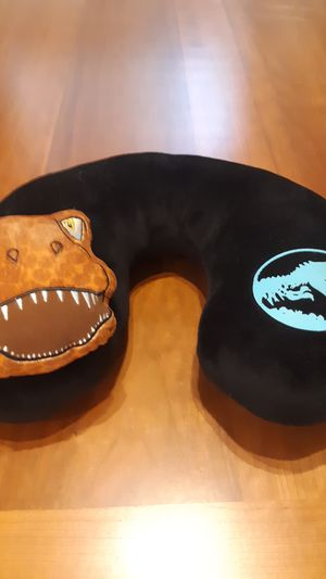 Jurassic World Travel Neck Pillow for Sale in Twin Bridges, CA